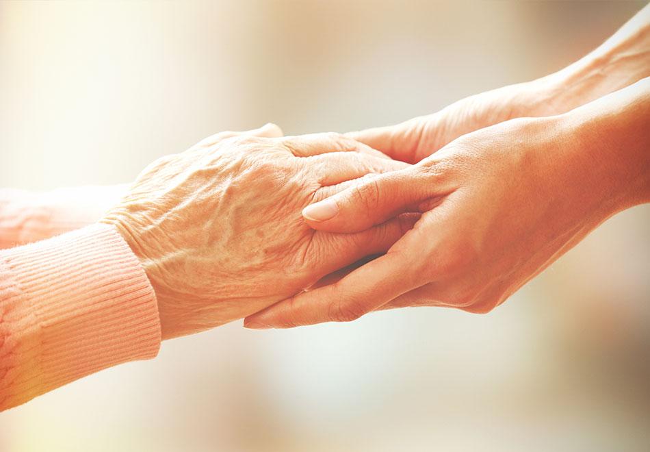 Pflegerische Hilfe im Haushalt