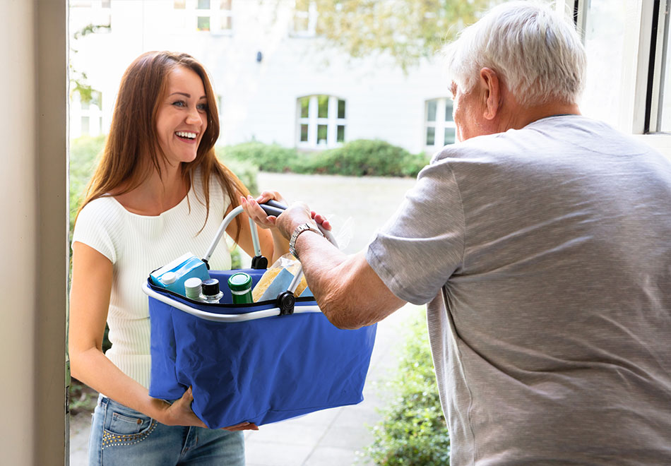 Seniorenbetreuung zuhause